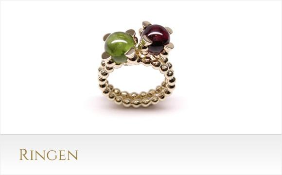 Ringen Collectie Marielle Zuidijk Goudsmid Specialist