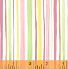 Cutie Pie - streep roze