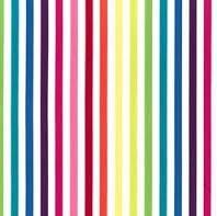 regenboog op wit