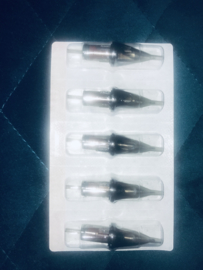 20x cartridges naald modules Round Shader 13