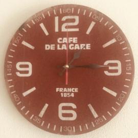 Wandklok ''De La Gare'' - 30 cm