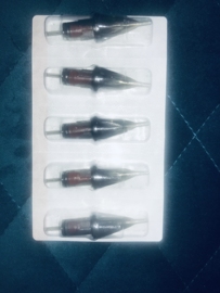 20x cartridges naald modules Round Shader 7