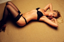 Nady sexy steungevende hold-ups 40 denier. 8/10 mmHg