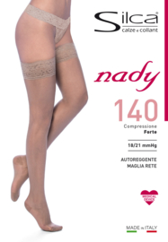 Nady Hold-ups 140 microfiber. 15/ 18mmHg