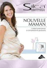 Maman 100 Positie, zwangerschaps steunpanty. mmHg 15.