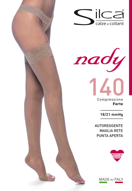 Nady 140 teenloze hold-ups