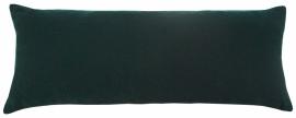 *VINTAGE* XL Green Floral Cushion