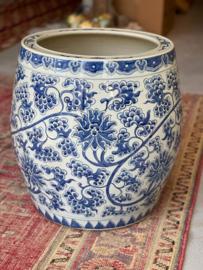 Extra large Chinese ceramic planter