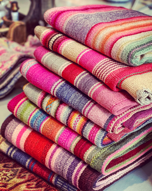Vintage Frasada rugs