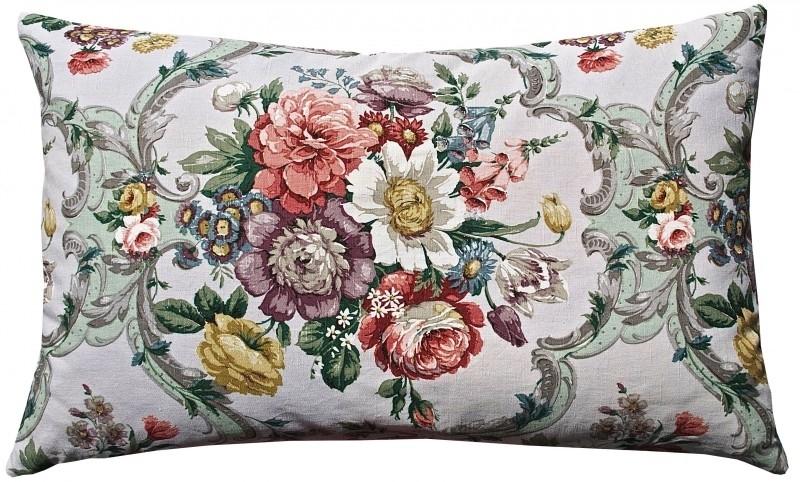 *Vintage* Floral Cushion FAE