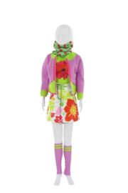 Couture set Candy Flower