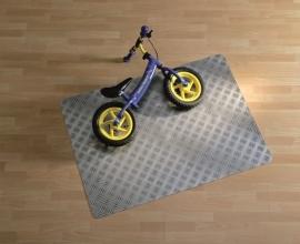 Traanplaat design   90 * 120 cm
