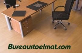 Bureaustoelmat : voor harde vloeren Makrolon ® OVERIGE MATEN