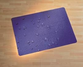 Regendruppeldesign 90 * 120 cm