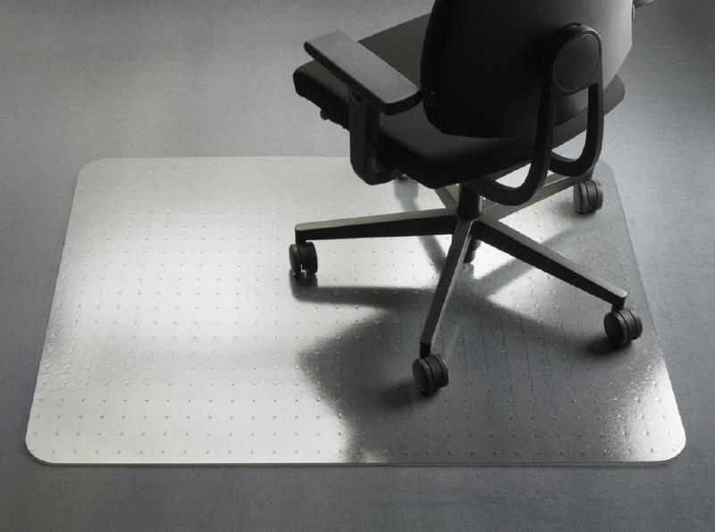 Bureaustoelmat  PC-Ten 90 cm* 120 cm :(ZV)