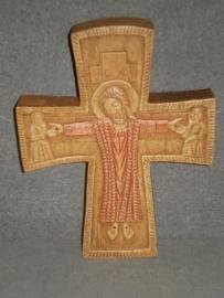 Kruis in hout