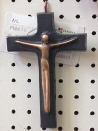 Kruis in brons