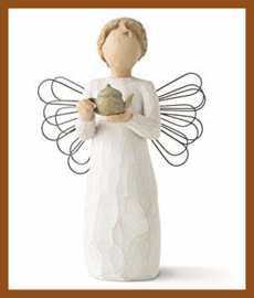 Engel: Kitchen Angel Willow Tree