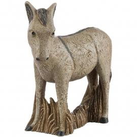 Grote kerstbeelden: ezel