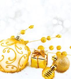 Kerst goud