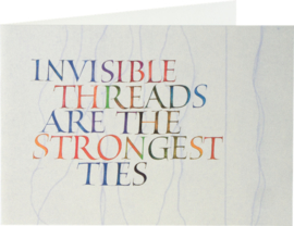 Invisible threads...