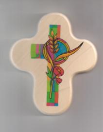 kruisje hout Korenaar
