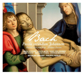Bach passio secundum Johannem