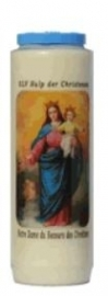 Noveenkaars Maria Hulp der Christenen