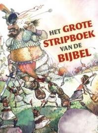 Het grote stripboek van de bijbel