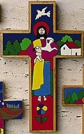 kruisje hout