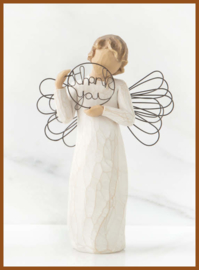 Engel: Willow Tree Angel Just for You