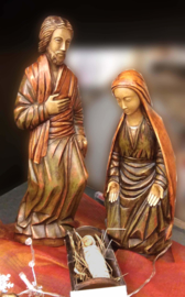 Kerstbeelden dolomiet