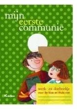 Mijn eerste communie werkboek