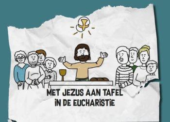 Met Jezus aan tafel