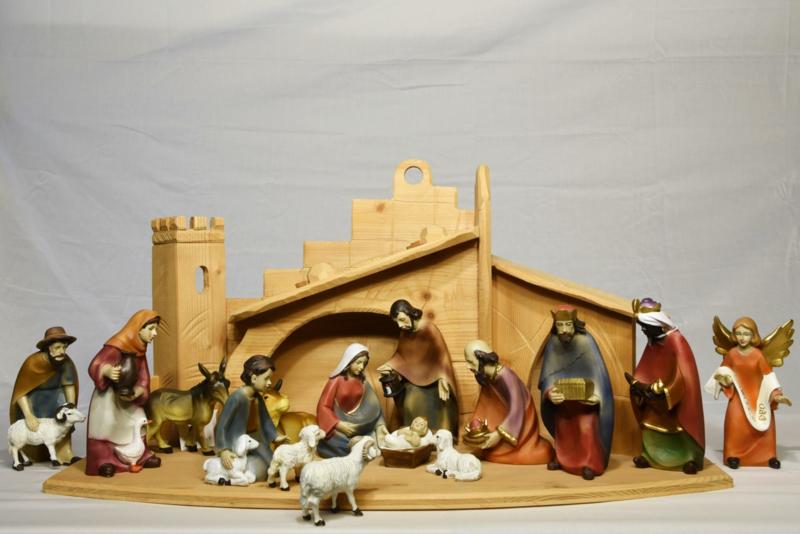 Kerstbeelden 15 cm