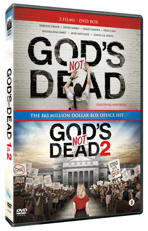 God' s not dead deel 1 & 2