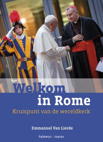 Welkom in Rome. Kruispunt van de wereldkerk