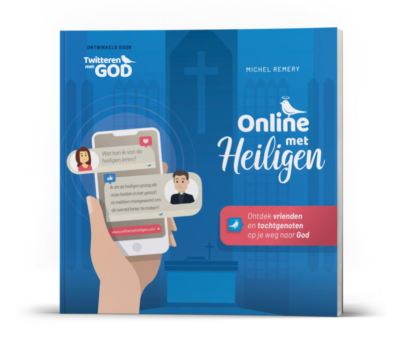 Online met heiligen