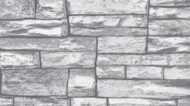 Erismann Brix stenen behang nr. 6712-10