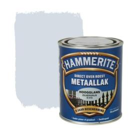 Hammerite Metaallak Zilvergrijs S015 Hoogglans 750 ml