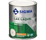 Sigma Lak Exterieur Hout Zijdeglans Mengen in alle Kleuren 750 ml