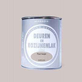 Hermadix  Deuren en Kozijnenlak Puur Taupe 750 ml