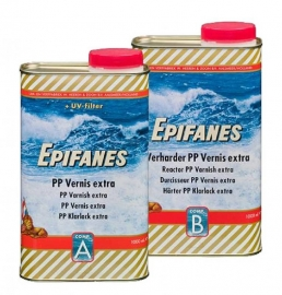 Epifanes PP Vernis Extra A+B 2 Liter