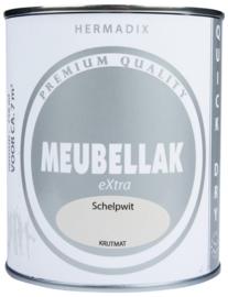 Hermadix Meubellak eXtra Schelpwit Krijtmat 750 ml
