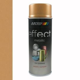 Motip Effect Metallic Lak Antiek Goud (302508) 400 ml