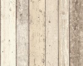 Innova Sloophout Behang 8999-10
