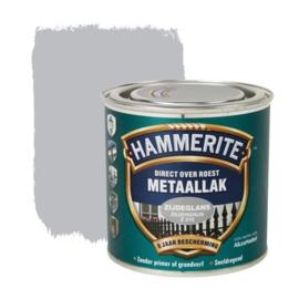 Hammerite Metaallak Zijdeglans  Zilvergrijs Z215 250 ml