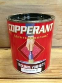 Copperant Dekkende Verfbeits - Lichtgroen 1 - 750 ml