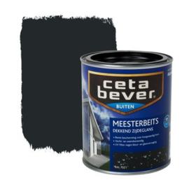 Cetabever Meesterbeits UV Dekkend Zijdeglans RAL 7021 750 ml