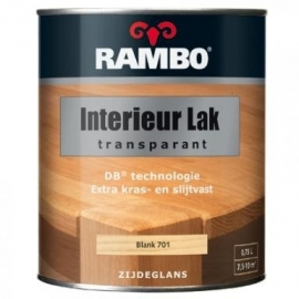 Rambo Interieur Lak Transparant Naturel Beuken 775 750 ml